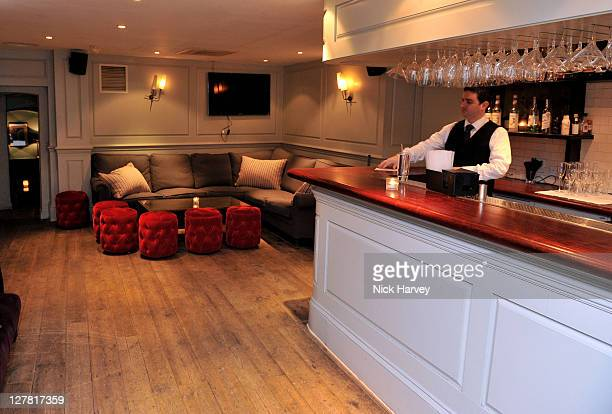 A general view of atmosphere before the party hosted by Thakoon Poppy Delevingne and Mary Charteris at Soho House on March 22 2011 in London England