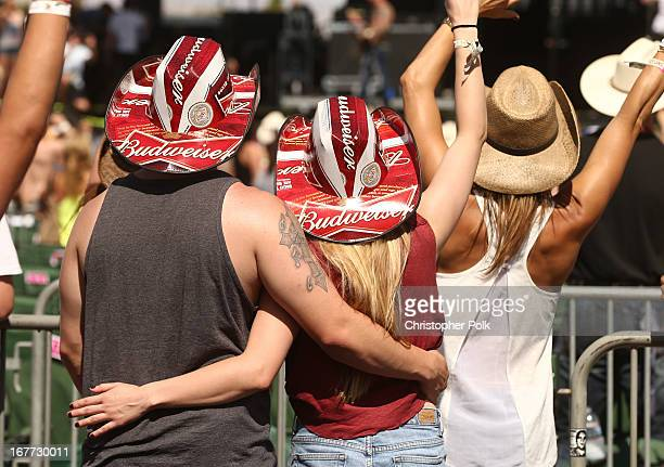 A general view of atmosphere during 2013 Stagecoach California's Country Music Festival held at The Empire Polo Club on April 28 2013 in Indio...