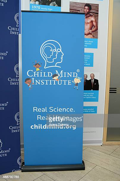 A general view of atmosphere during 'A Leading Role How Film and TV Can Change The Lives of Children' hosted by the Child Mind Institute and...