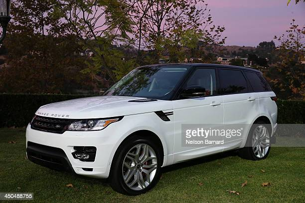Range Rover Stock Photos And Pictures Getty Images