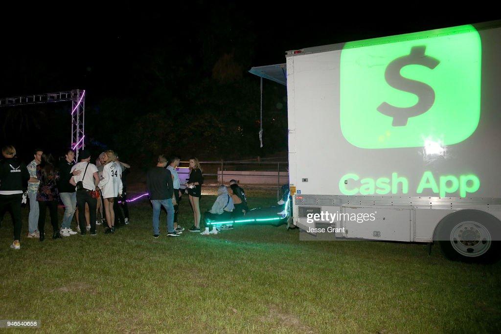 Cash App's Friends Keep Secrets : News Photo