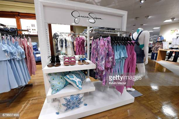 A general view of atmosphere during Jessica Simpson's spring style event at Dillard's benefitting The Boys and Girls Clubs of Waco TX on May 6 2017...