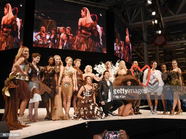 A general view of atmosphere during La Finale with Estelle Mossely Chloe Nabedian Hapsatou Sy Tonia Kinzinger Romane Serda Sandrine Arcizet Priscilla...