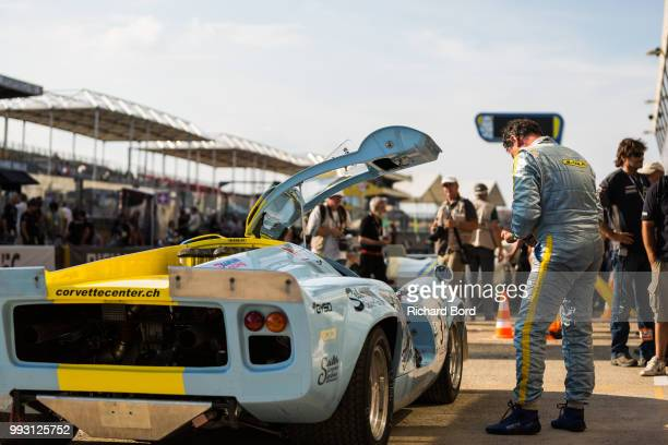 A general view of atmosphere during Le Mans Classic 2018 on July 6 2018 in Le Mans France