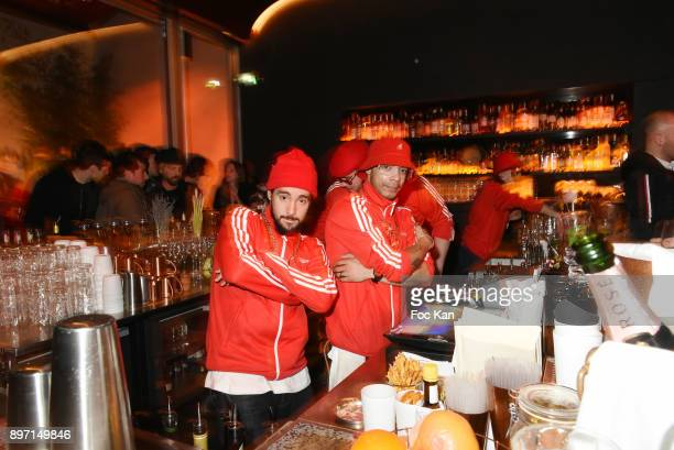 A general view of atmosphere during 'Le Temps Retrouve' Party 2 At Les Bains In Paris on December 21 2017 in Paris France