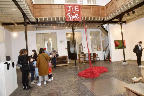 """FRA: """"Maison Contemporain Collective"""" Exhibition at Bastille Design Center"""