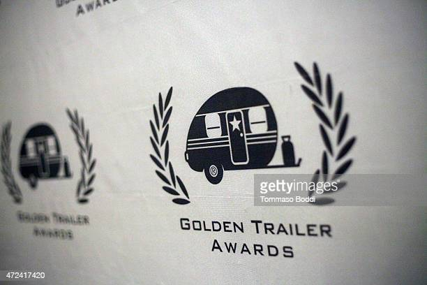 A general view of atmosphere during the 16th annual Golden Trailer Awards held at Saban Theatre on May 6 2015 in Beverly Hills California