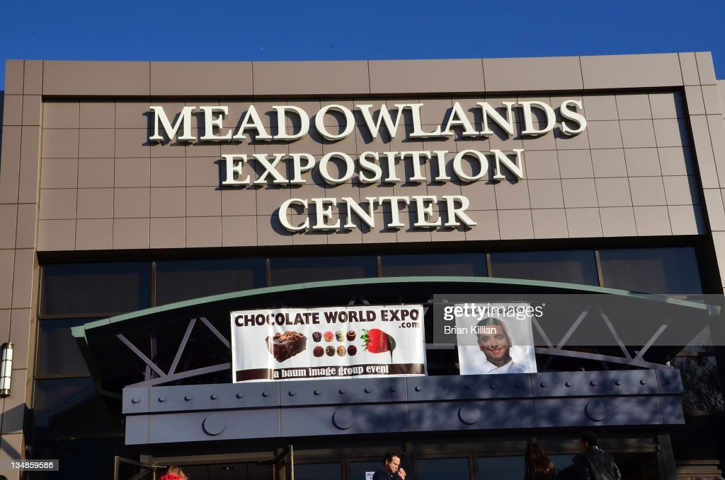 A general view of atmosphere during the 2011 Chocolate World Expo at the Meadowlands Exposition Center on December 4, 2011 in Secaucus, New Jersey.