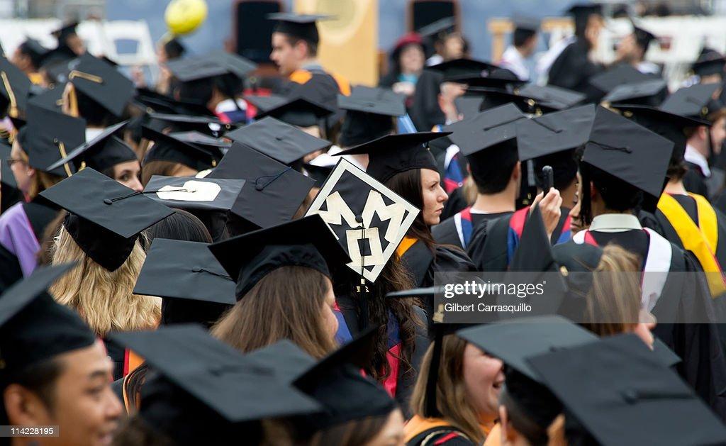 2011 University Of Pennsylvania Commencement : News Photo