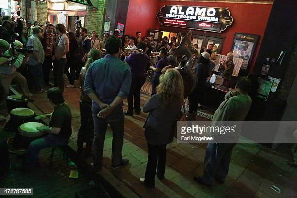 A general view of atmosphere during the 2014 SXSW Music Film Interactive Festival on March 14 2014 in Austin Texas