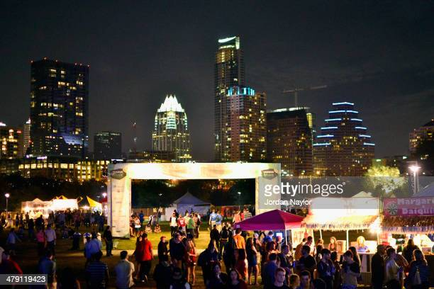 A general view of atmosphere during the 2014 SXSW Music Film Interactive Festival on March 15 2014 in Austin Texas
