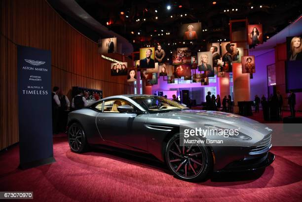 A general view of atmosphere during the 2017 Time 100 Gala at Frederick P Rose Hall Jazz at Lincoln Center on April 25 2017 in New York City