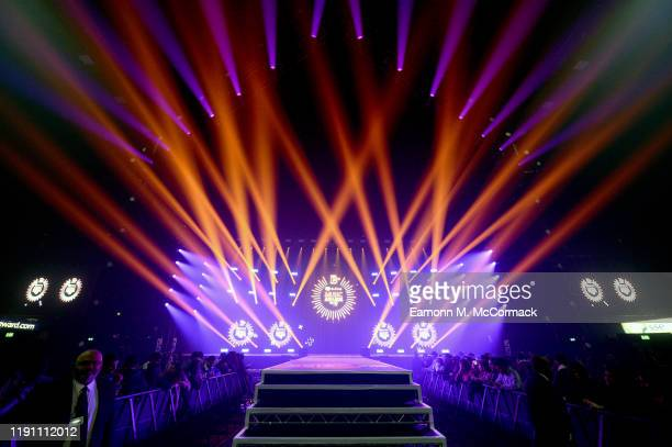 A general view of atmosphere during the Brit Asia TV Music Awards 2019 at SSE Arena Wembley on November 30 2019 in London England