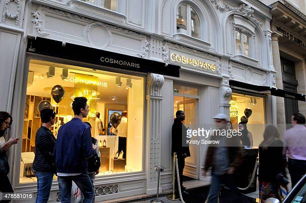 designer fashion detailed pictures release date World's Best Cosmoparis Boutique Opening Stock Pictures ...