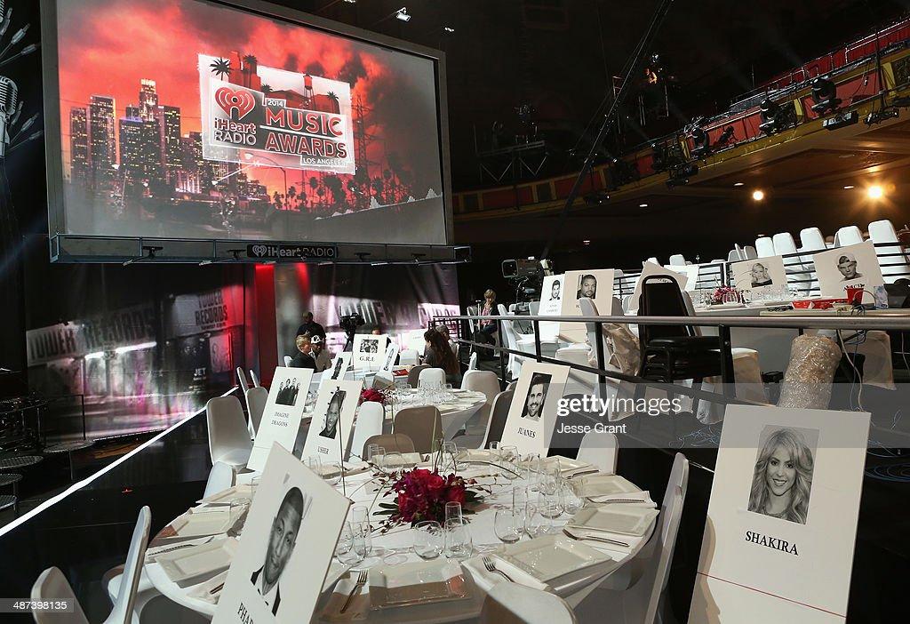 iHeartRadio Music Awards Press Day : News Photo