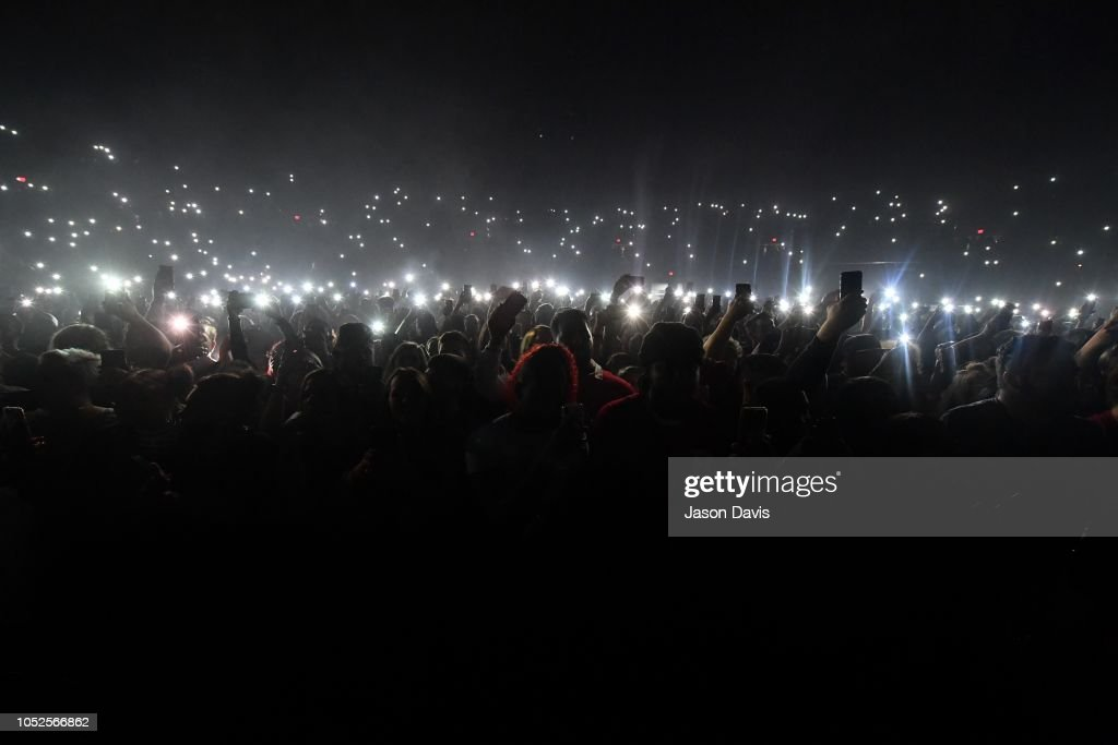 A general view of atmosphere during the Kevin Gates, 'Luca
