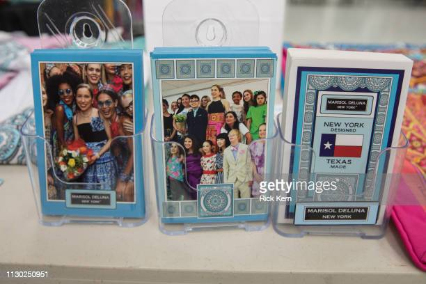 General view of atmosphere during the Marisol Deluna Foundation Community Fashion Show at the San Antonio Garden Center on February 16 2019 in San...