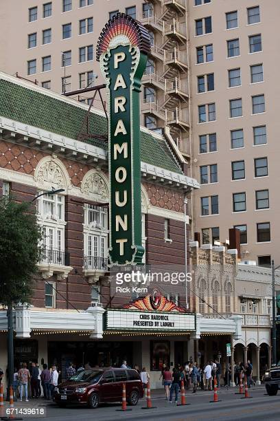 General view of atmosphere during the Moontower Comedy Festival at The Paramount Theatre on April 21 2017 in Austin Texas