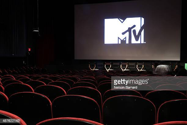 A general view of atmosphere during the New York Television Festival panel 'Teenage Wasteland Navigating High School With The Next MTV Generation'...