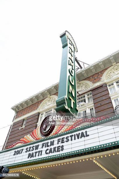 A general view of atmosphere during the Patti Cake$ premiere 2017 SXSW Conference and Festivals on March 13 2017 in Austin Texas