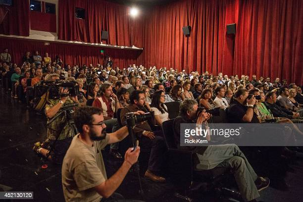 General view of atmosphere during the premiere of 'Boyhood' at Marchesa Hall & Theater on July 13, 2014 in Austin, Texas.