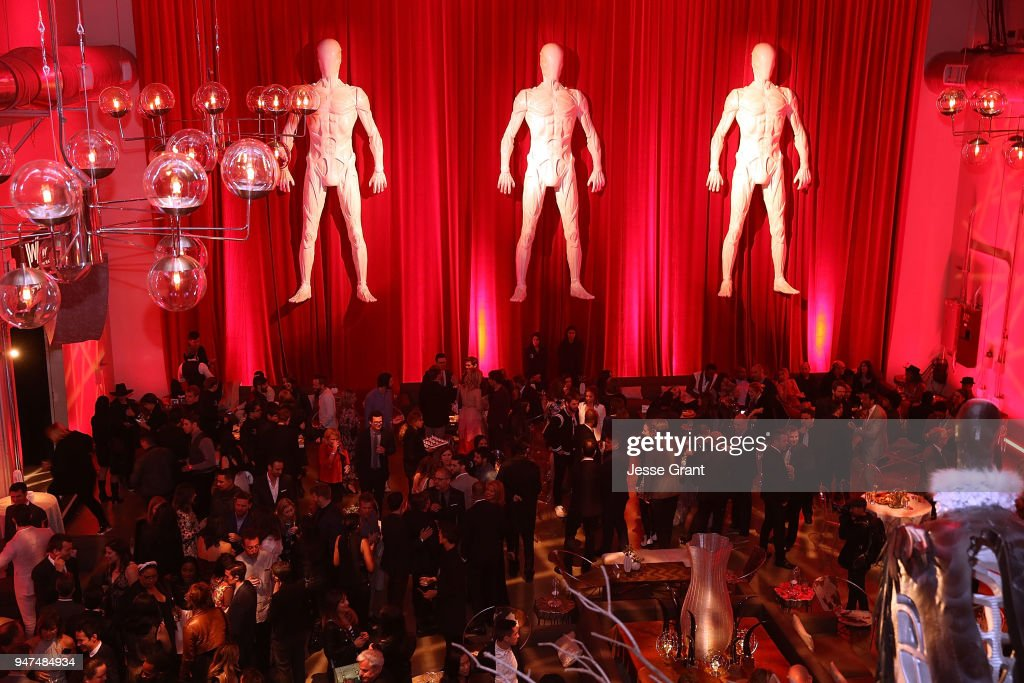 A general view of atmosphere during the Premiere of HBO's 'Westworld' Season 2 After Party on April 16, 2018 in Los Angeles, California.