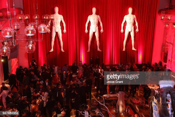 A general view of atmosphere during the Premiere of HBO's Westworld Season 2 After Party on April 16 2018 in Los Angeles California