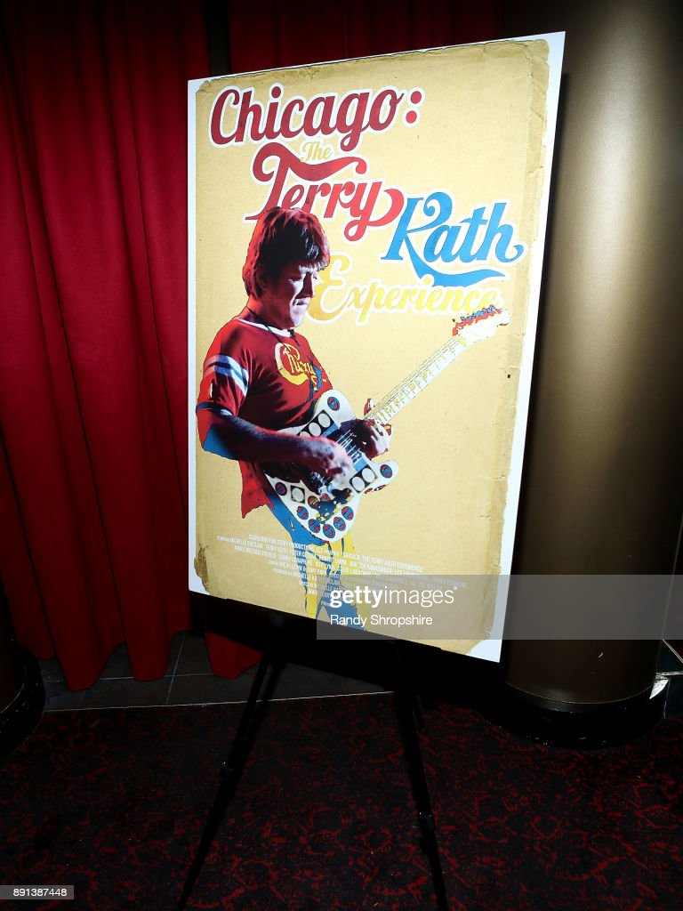 Chicago:  The Terry Kath Experience LA Screening