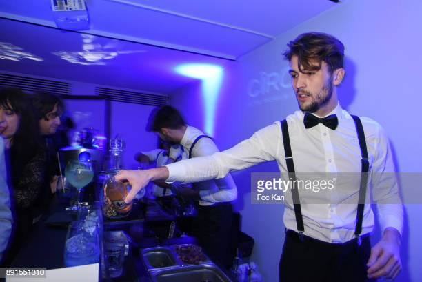 A general view of atmosphere during the Star Wars Party at Le Saint Fiacre on December 12 2017 in Paris France
