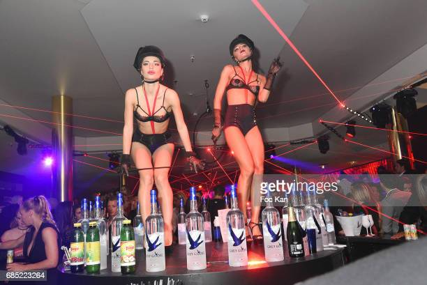 A general view of atmosphere during the VIP Room Wu Tang Party The 70th Annual Cannes Film Festival at VIP ROOM JWS Mariott on May 18 2017 in Cannes...