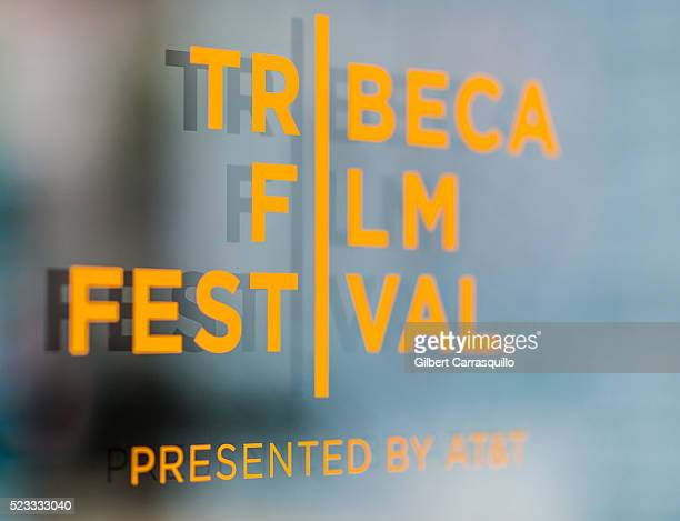 General view of atmosphere during Tribeca Talks After The Movie: By Sidney Lumet during the 2016 Tribeca Film Festival at SVA Theatre 2 on April 22,...
