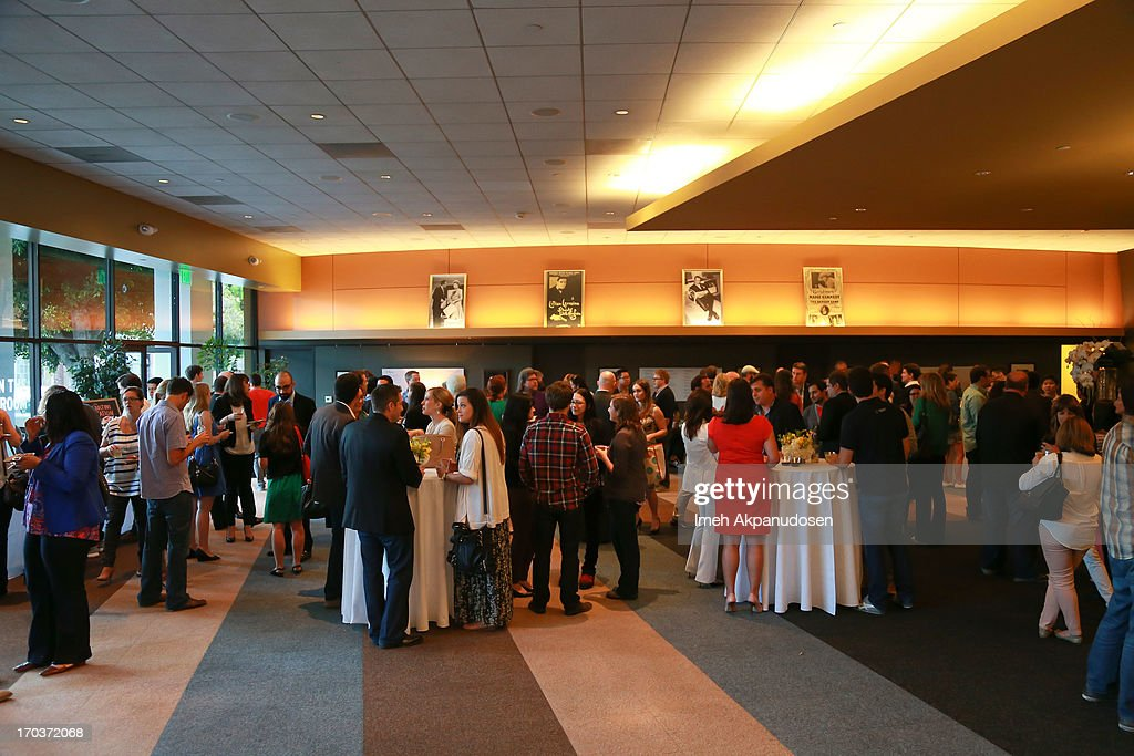 A general view of atmosphere during Variety's A Night In The Writers' Room at Writers Guild Theater on June 11, 2013 in Beverly Hills, California.