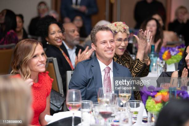 A general view of atmosphere from In A Perfect World MAP Gala at The Jeremy Hotel on March 3 2019 in West Hollywood California