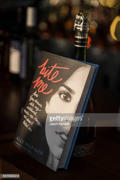 A general view of atmosphere is seen at a party for Ally Hilfiger's new book Bite Me At Mama Shelter Hollywood on May 17 2016 in Los Angeles...