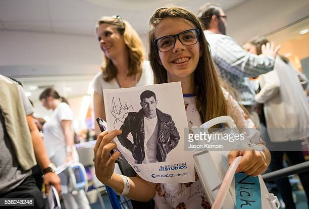 A general view of atmosphere is seen at MTV's Ultimate Fan Experience presented by Applebee's at the Childrens Hospital of Orange County on May 31...