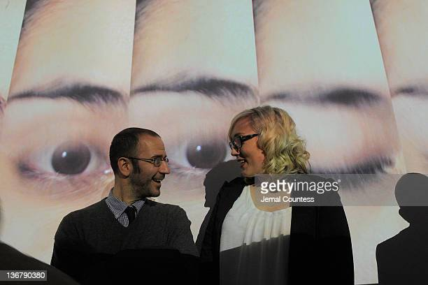 General view of atmosphere of the 5th Annual Cinema Eye Honors for Nonfiction Filmmaking at the Museum of the Moving Image on January 11 2012 in the...