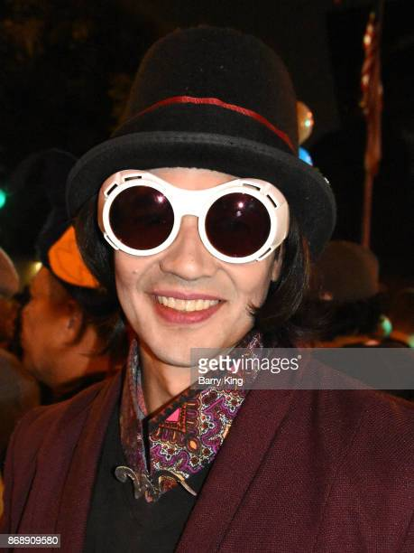 A general view of atmosphere of Willy Wonka at West Hollywood Halloween Carnaval on October 31 2017 in West Hollywood California