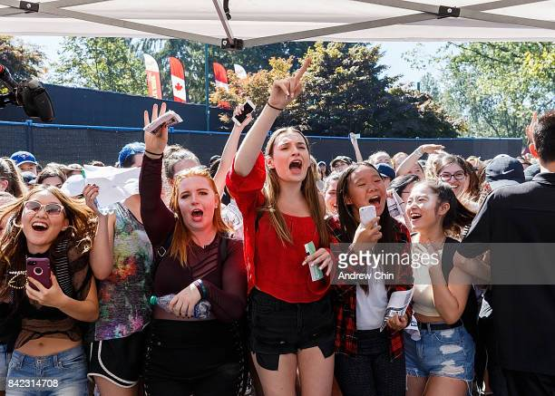 A general view of atmosphere on day 1 of iHeartRadio Beach Ball at PNE Amphitheatre on September 3 2017 in Vancouver Canada