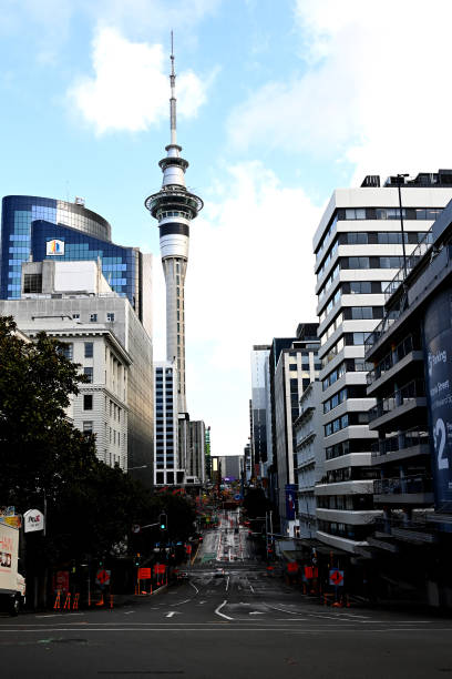 NZL: Lockdown Continues In Auckland As National Cabinet Meets Decide On Alert Level Settings