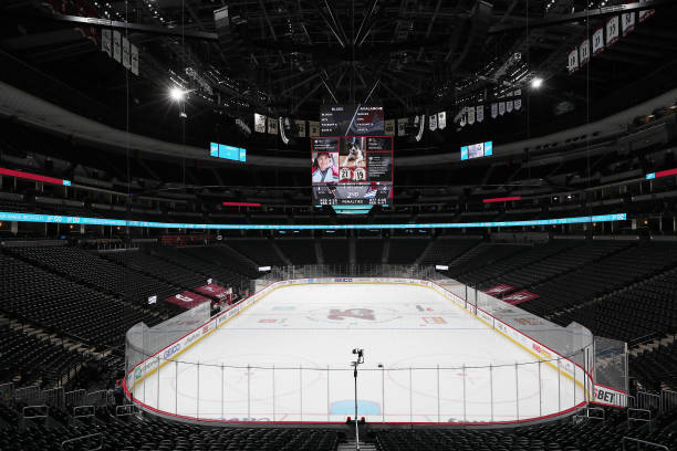 CO: St Louis Blues v Colorado Avalanche - Game One