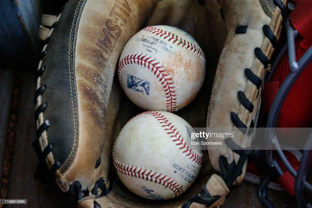 MiLB: JUL 30 Louisville Bats at Toledo Mud Hens : News Photo