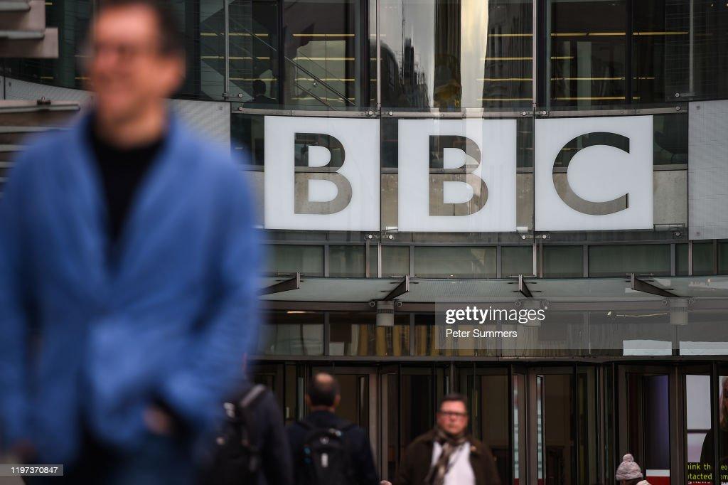 BBC Announce Cuts And 450 Job Losses To Save £80 million : Photo d'actualité