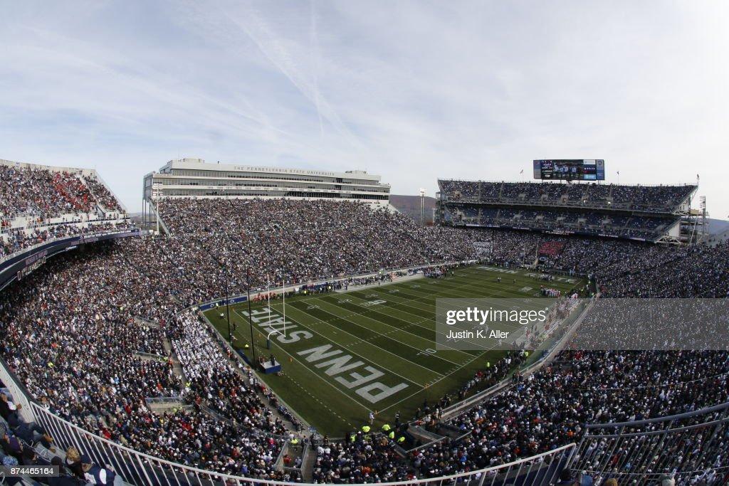 Rutgers v Penn State : Fotografía de noticias