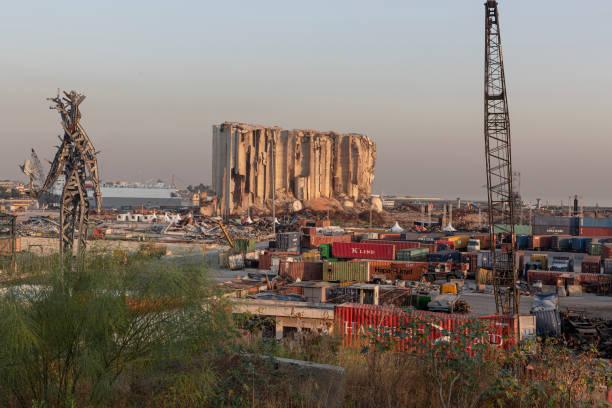 LBN: Lebanese Mark A Year Since Beirut's Port Explosion