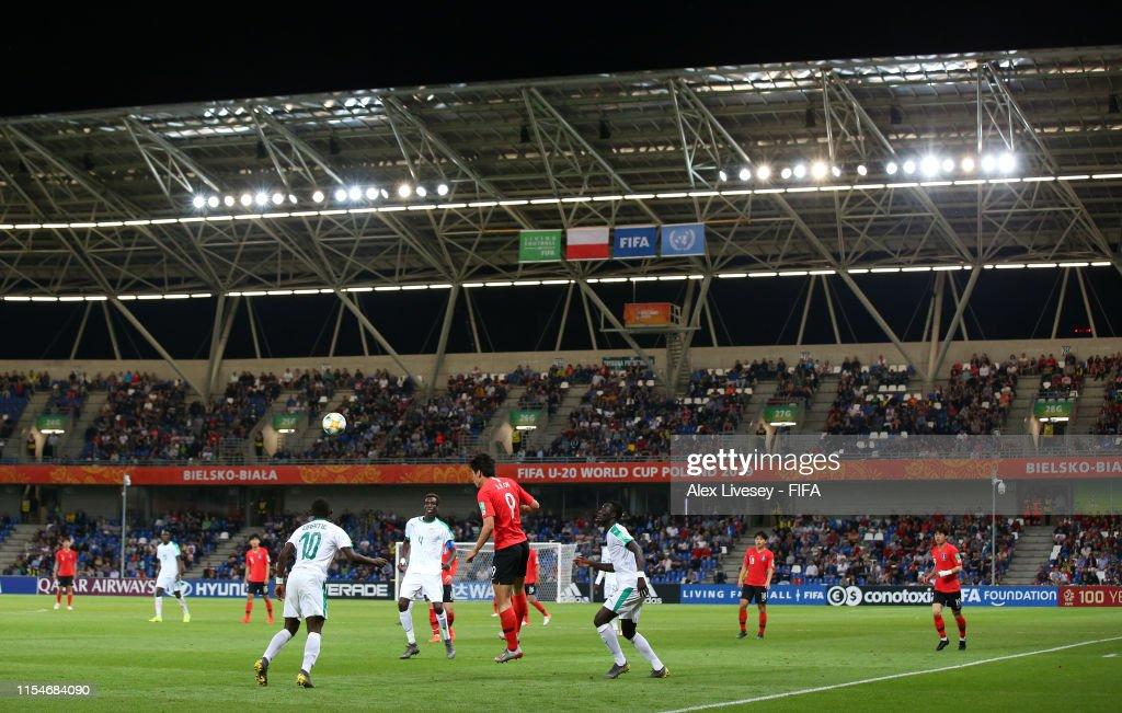 Korea Republic v Senegal: Quarter Final - 2019 FIFA U-20 World Cup : ニュース写真