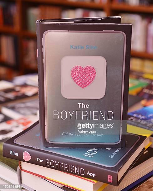 the boyfriend app book
