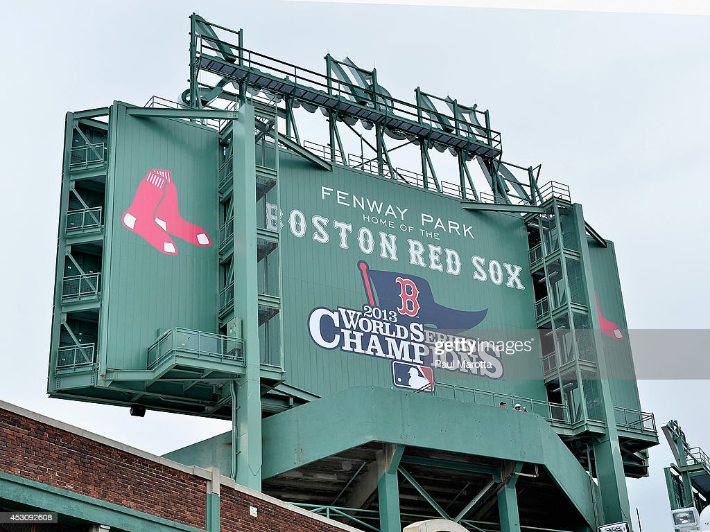 Boston Exteriors And Landmarks : News Photo