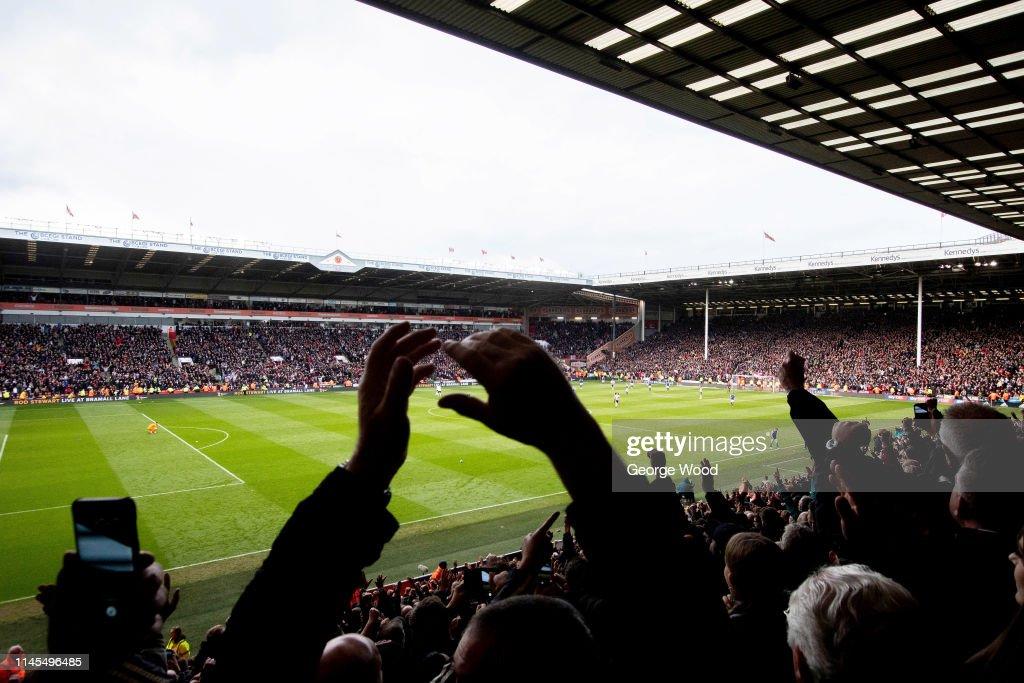 Sheffield United v Ipswich Town - Sky Bet Championship : ニュース写真