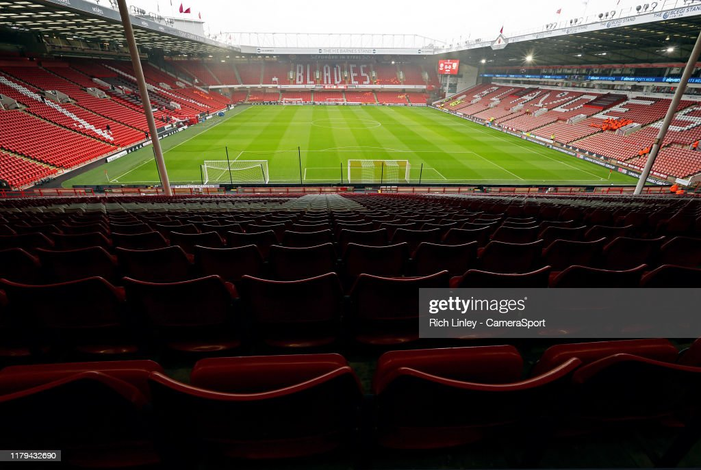 Sheffield United v Burnley FC - Premier League : News Photo