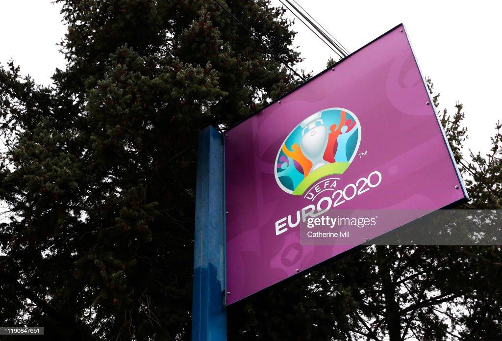 UEFA Euro 2020 Final Draw Ceremony - Previews : ニュース写真